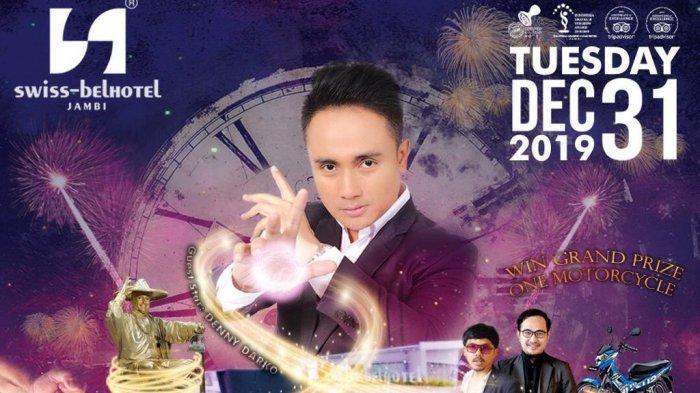 Heboh! Denny Darko dan Mbak You Ramal Akan Muncul Skandal Panas Artis di Tahun 2020