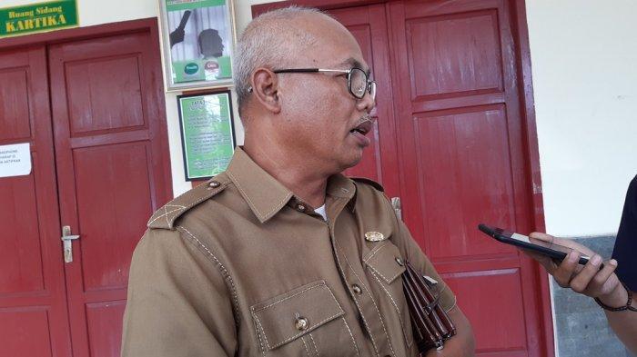 Mantan Kadisdik Tanjabtim Bantah Terima Fee Pembangunan Sekolah Yayasan Pengabdian Bagimu Negeri