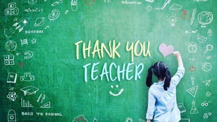 Hari Guru Nasional 2020 Berikut Link Download Logo Dari Kemendikbud Lengkap Dengan Maknanya Tribun Jambi