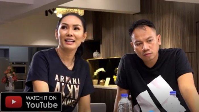 Anak Vicky Prasetyo Keceplosan Singgung Kalina, Reaksi Ramzi: Yang Nakal Bukan Kamu,Tapi Daddy Kamu!