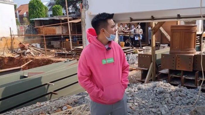 Baim Wong Kecewa Berat Rumah Belum Jadi Rogoh Kocek Lebih Dalam Lagi Rekrut MK Untuk Cari Solusi