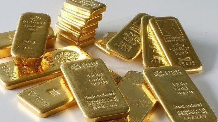 Harga Emas Antam di Awal Bulan Mei 2021 Turun Harga Buyback Rp822.000, Buy Or Bye?