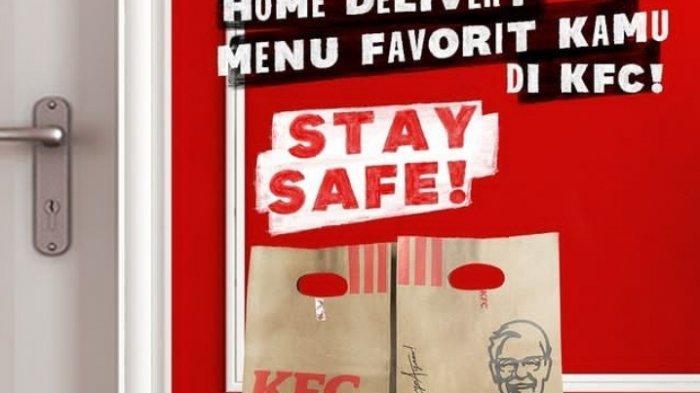 Promo KFC Hari Ini 27 Juli 2021, 5 Ayam Goreng Plus 3 Nasi 68 Ribuan Nikmati Juga Kombo Coffe KFC