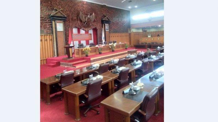 26 Anggota DPRD Provinsi Jambi Tak Hadir, Hanya 28 Orang Hadir, Sidang Diskors 3 Kali