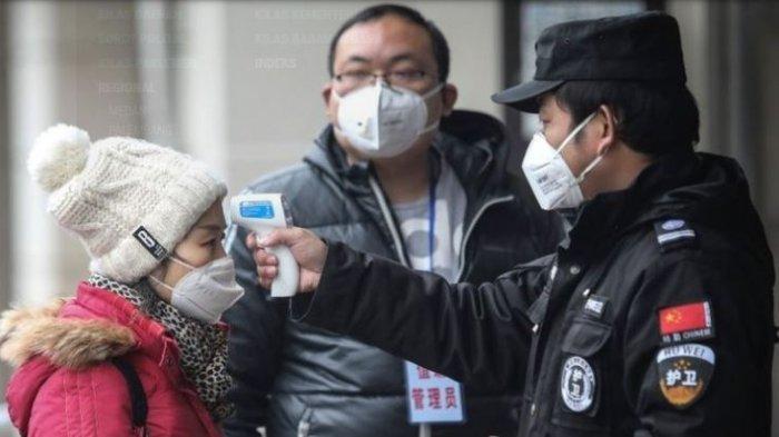 Waspada Virus Corona! Ratusan Turis China Datangi Batam, Bandara Disemprot Disinfektan 60 Menit
