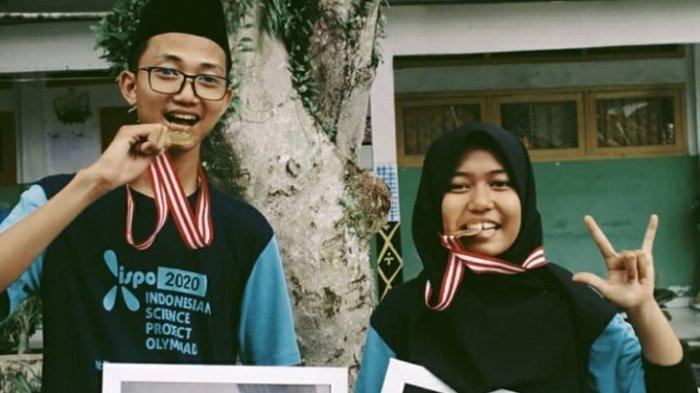 Juarai Lomba ISPO Tingkat Nasional, Dua Siswa Asal Sarolangun Bakal Wakili Indonesia di Rumania