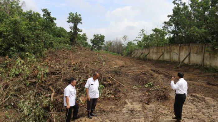 Tinjau Ulang Ring Road di UIN STS Jambi, Rektor Harap Ada Pengembangan Tempat