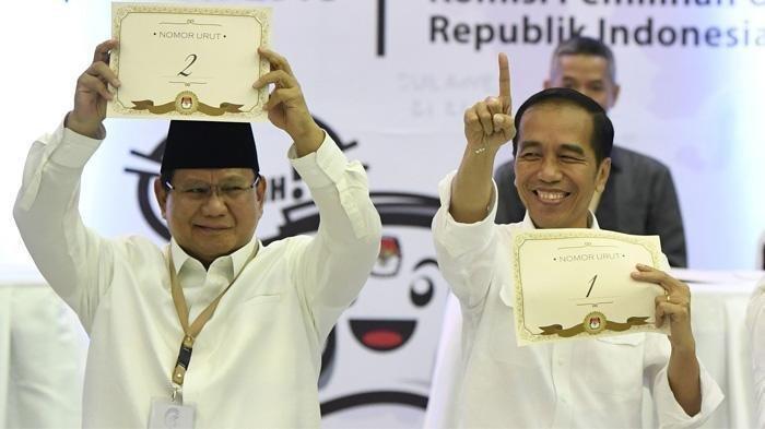UPDATE REAL COUNT Hitung 100 % Prabowo Dominasi Menang di Provinsi Ini, Bagaimana Dengan Jokowi