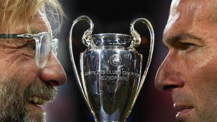 Leg ke-1 Perempat Final Liga Champions; Liverpool vs Real Madrid Saatnya si Merah Membalas Dendam