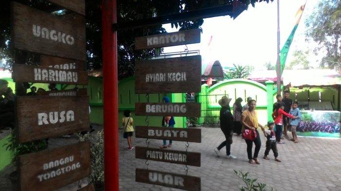 Kebun Binatang Taman Rimbo