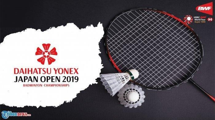 Jadwal Perempat Final Japan Open 2019 Jumat (26/7), Greysia Polii/Apriyani Siap Balas Kekalahan