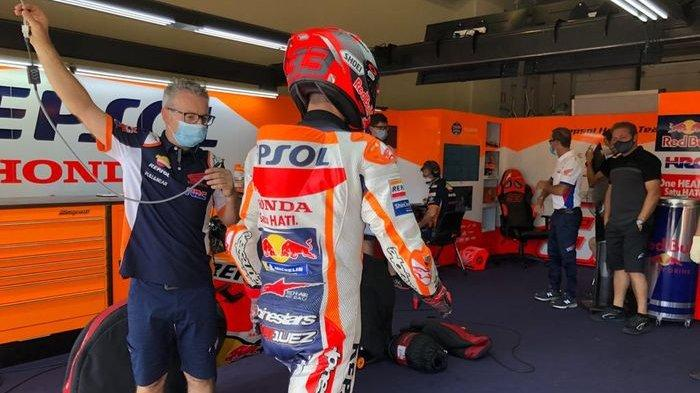 Marc Marquez Dipastikan Kembali Menepi, Cek Klasemen Terbaru Jelang MotoGP 2020 Austria