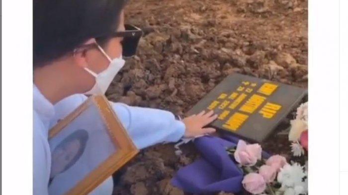 Gritte Agatha Kenang Kebaikan Henny Manopo Saat Dulu Mengantar Amanda Manopo Casting Iklan