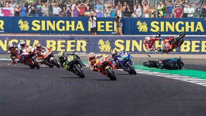 Hasil Mengejutkan MotoGP Ceko 2020, Pebalap Asal Afrika Selatan Ini Mampu Kalahkan Dominasi Yamaha