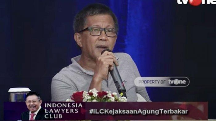 Acara ILC Dihentikan, Rocky Gerung Sebut Mata Najwa dan Rosi Kompas TV Akan Ikut Kena: Kita Lihat!