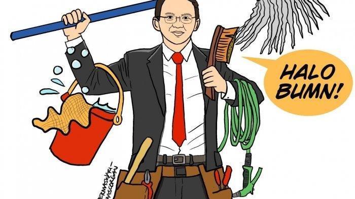 Jika Ingin Bersih-bersih di Pertamina, Ahok BTP Harus Berani Bilang Tidak, Ini Deretan Mafia Migas