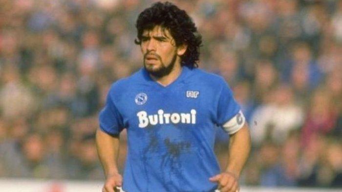Diego Armando Maradona, 'Tangan Tuhan' 1986 Itu Pergi