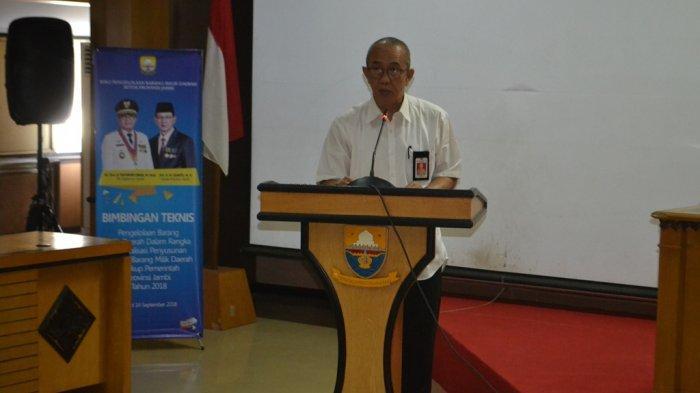 PT Putra Kurnia Property Mulai Bangun Jambi Bussiness Center di Simpang Mayang, BOT 30 Tahun