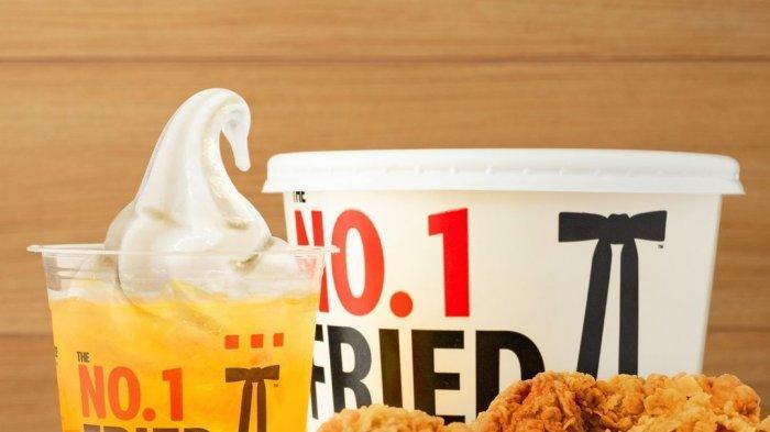 Promo KFC Hari Ini 29 Januari 2021, Bubur Ayam KFC Creampuff Pastry Mini Chizza KFC Crazy Deals