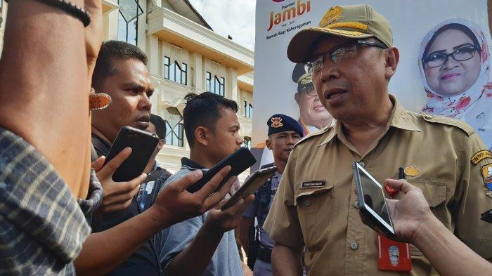 Kadis Kesehatan Provinsi Jambi Jelaskan Kondisi Terbaru Pasien Suspect Virus Corona di Bungo