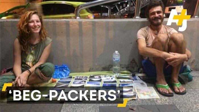 Fenomena Begpackers Lagi Marak, Modal Nekat dan Bikin Malu