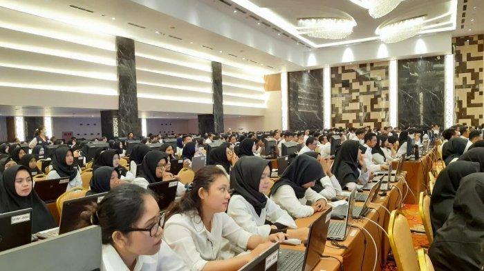 BKPSDM Kota Sungai Penuh Siapkan Pelaksanaan Tes SKB CPNS di Masa Pandemi Covid-19