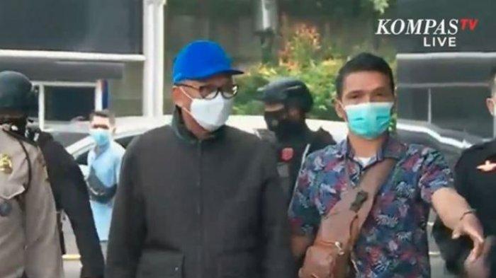Sedang Tidur, Gubernur Sulsel Nurdin Abdullah Dijemput KPK, Terjerat Korupsi dan BB Uang Sekoper