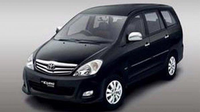 Ilustrasi Toyota Kijang Innova