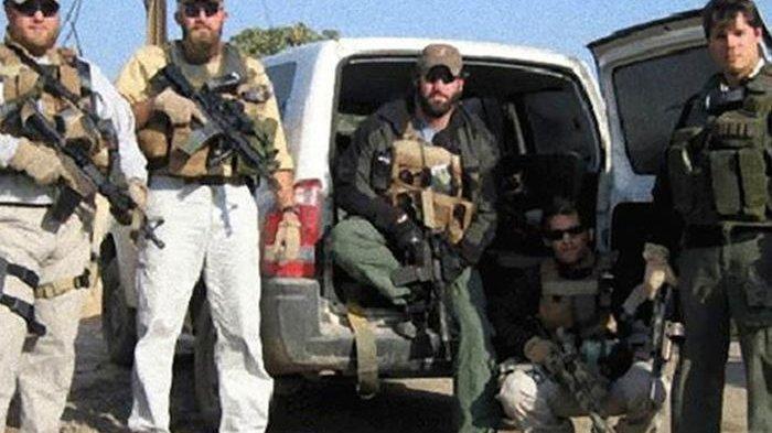 Tentara Bayaran di Irak : Bergaji Besar Namun Kerap Jadi Sasaran Bom Bunuh Diri