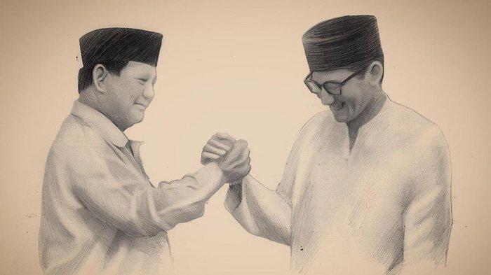 Ini Alasan MA Tolak Gugatan Permohonan Prabowo-Sandi soal Pelanggaran Administratif Pemilu