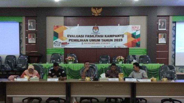 Parpol di Jambi Keluhkan Regulasi Selama Pemilu Serentak 2019