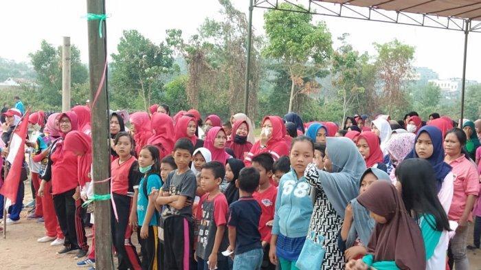 Kemeriahan Anak-anak di Mendalo Darat Muarojambi Rayakan HUT RI ke 74