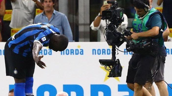 Perkelahian Lukaku Lawan Ibrahimovic saat AC Milan vs Inter Milan, Tantang Duel di Ruang Ganti