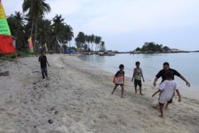 Perlu Rp 10 Juta Nikmati Pulau Berhala