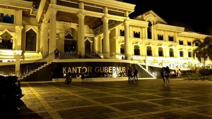 BREAKING NEWS Kantor Gubernur Jambi Akan Ditutup 3 Hari ke Depan, Dampak Pegawai Positif Covid-19