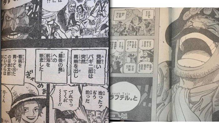 Spoiler One Piece Chapter 968, Bakal Terungkap Apa Sebenarnya Harta Karun Terbesar di Raftel?