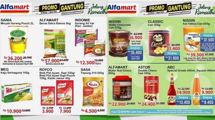 Promo Alfamart Hari Ini 27 Maret 2021 Minyak Goreng 2L Rp 26.200 Diapers Rp 33.900 Margarin Rp 3.900