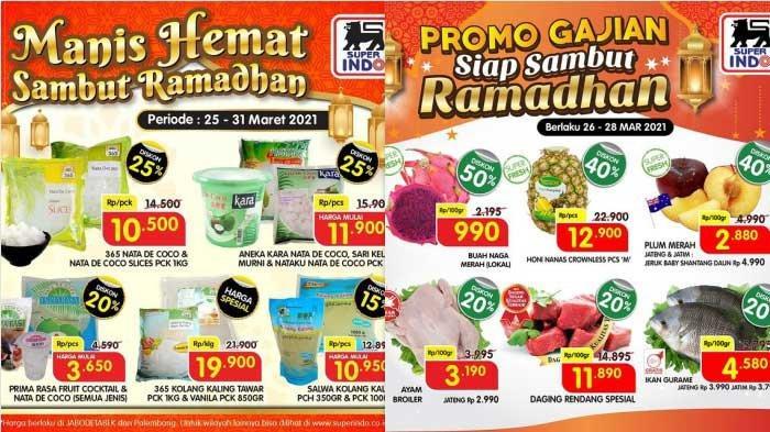 Promo Alfamart Hari Ini 30 Maret 2021 Promo Reguler Hingga Promo Jelang Ramadhan 2021 Tersedia