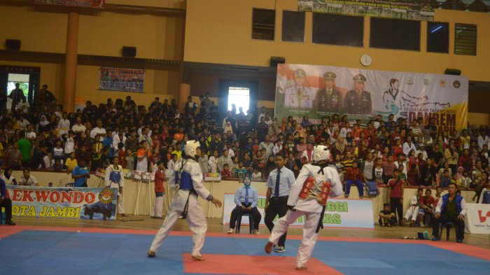 Atlet Taekwondo Jambi Perlu Waspadai Atlet Jawa Barat di PON XX Papua