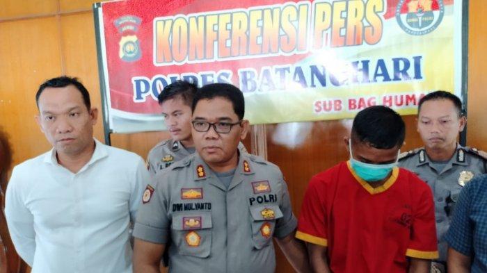 Perkosa Anak Tiri hingga Puluhan Kali, Pria di Batanghari Dilaporkan Istrinya ke Polisi