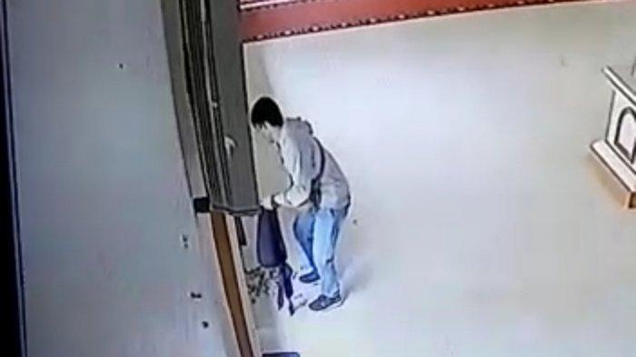 Baru Dua Hari Nikah, Roby Ditangkap Polisi Gara-gara Curi Uang di Kotak Amal Masjid Bungo