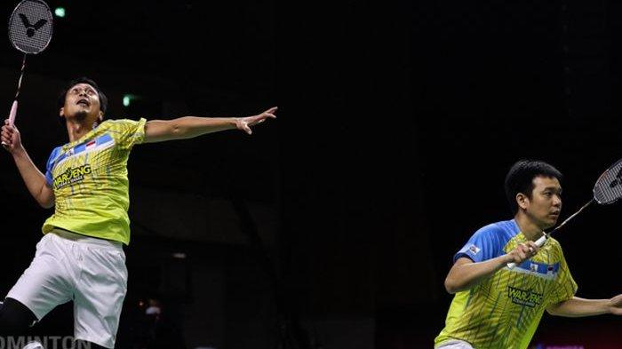 LINK Streaming BWF World Tour Finals 2020 - Rapor Merah Ahsan/Hendra vs Korea Selatan
