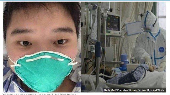 MENGERIKAN Tenaga Medis di Wuhan Terpaksa Lakukan Hal Ini karena Tak Sempat Pergi ke Toilet