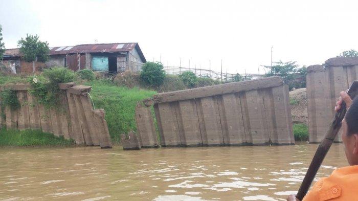 Sidang Kasus Korupsi, Terungkap Turap yang Dibangun Dengan Dana Desa Tak Sesuai Spesifikasi