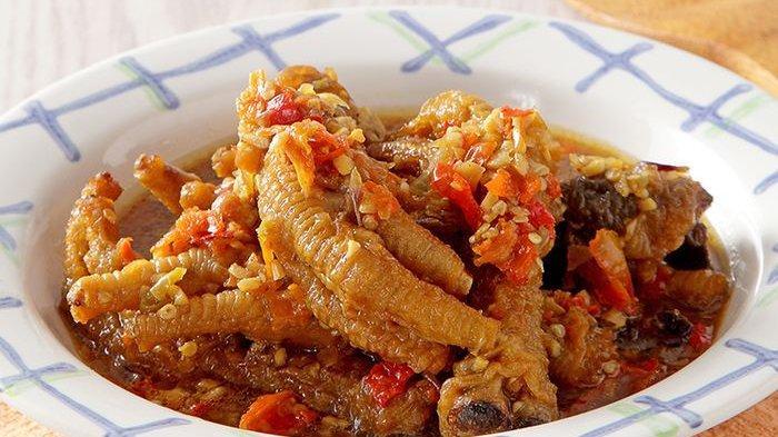 Tips Memasak - Resep Ceker Ayam Mercon, Coba Sendiri Yuk di Rumah!