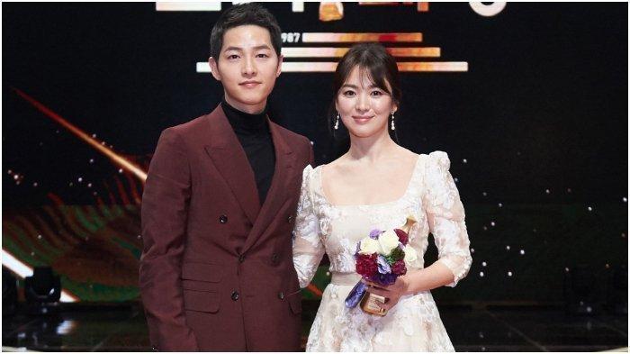 Pasangan Seleb Korea yang Memilih Bercerai, Ada Song Hye Kyo dan Song Joong Ki