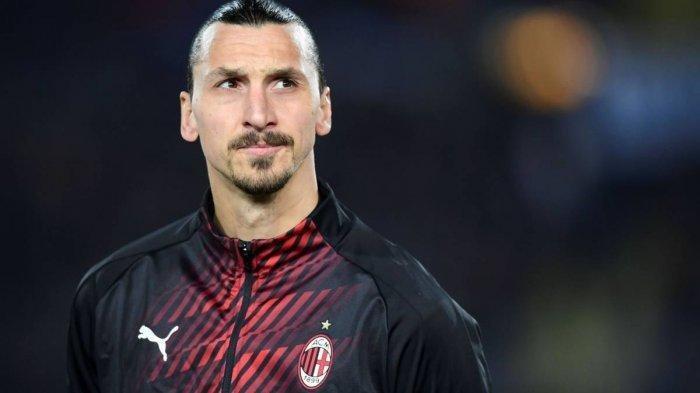 Rumor Transfer AC Milan - Zlatan Ibrahimovich & Brahim Diaz Deal, Bakayoko Sedang Nego
