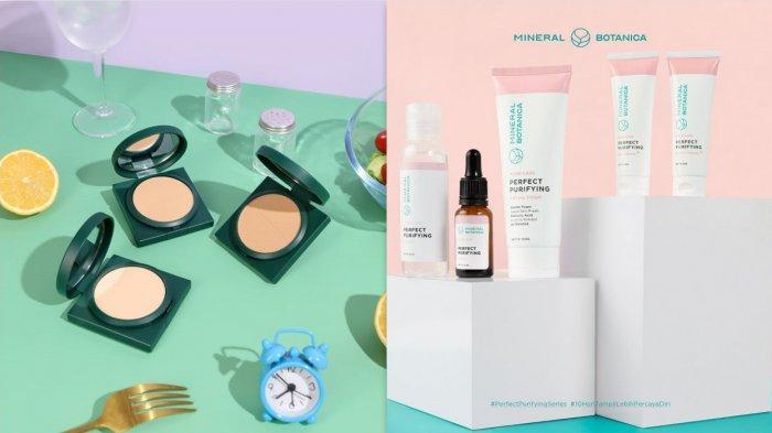 5 Skincare & Makeup Lokal Baru dengan Harga Rp 100 Ribuan