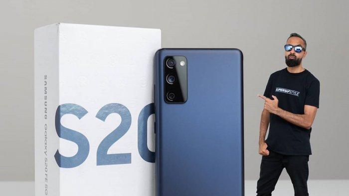 Daftar Lengkap Harga HP Samsung Galaxy Seri Terbaru, Mulai dari Harga Rp 1 Jutaan hingga 21 Jutaan