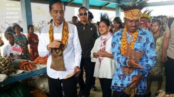 Kunjungan Kerja Pertama Presiden Jokowi ke Papua, Hanya Akan Sia-sia Bila